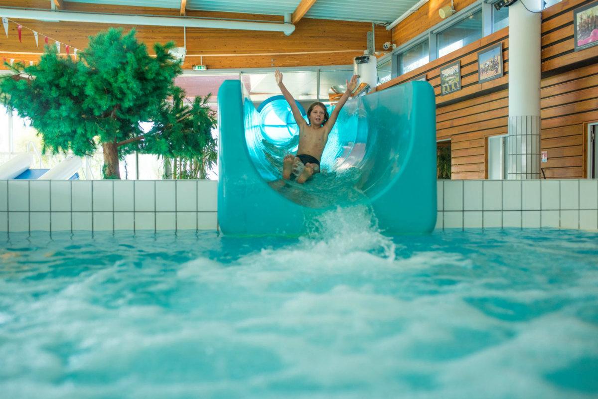 Camping pas cher avec piscine couverte Vendée