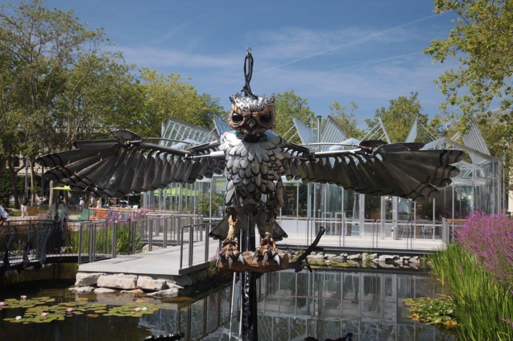 zoo mécanique de la Roche sur Yon