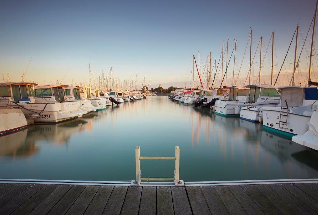 port de plaisance de Saint Gilles Croix de Vie