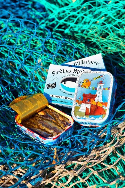 sardine de saint gilles croix de vie en Vendée
