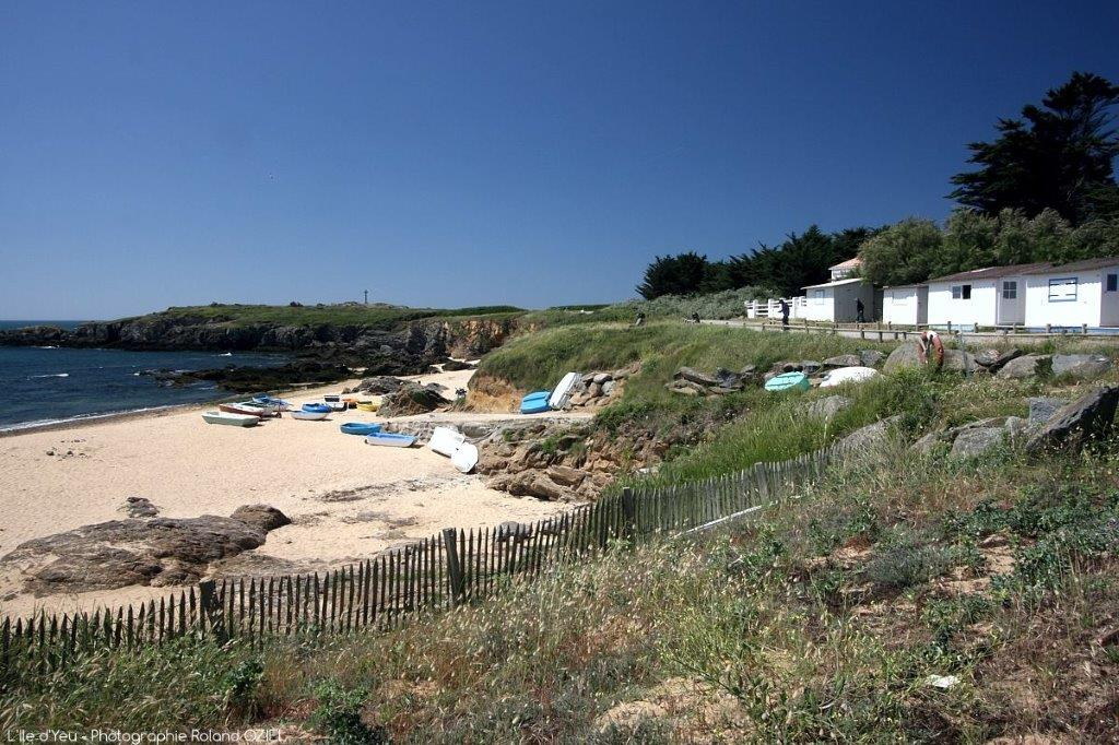 plage proche du camping