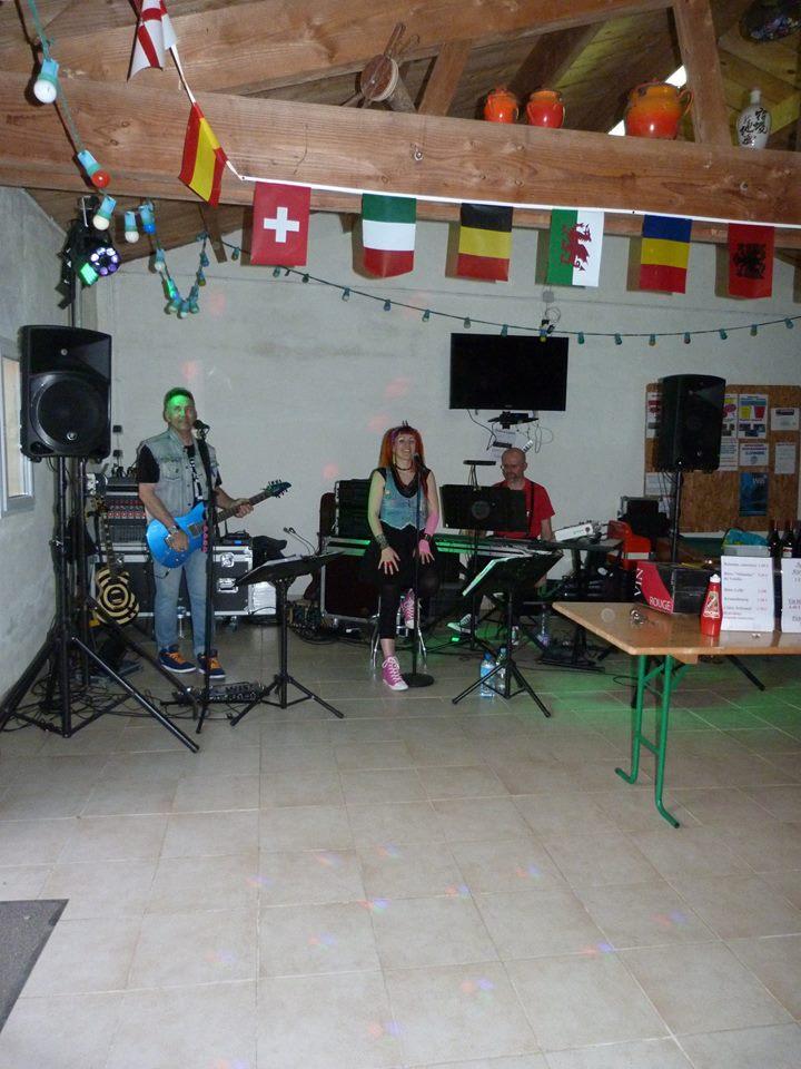 soiree concert au camping en Vendée