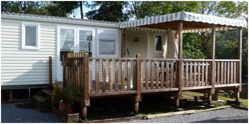location familiale au camping VACAF près de L'Aiguillon sur Vie
