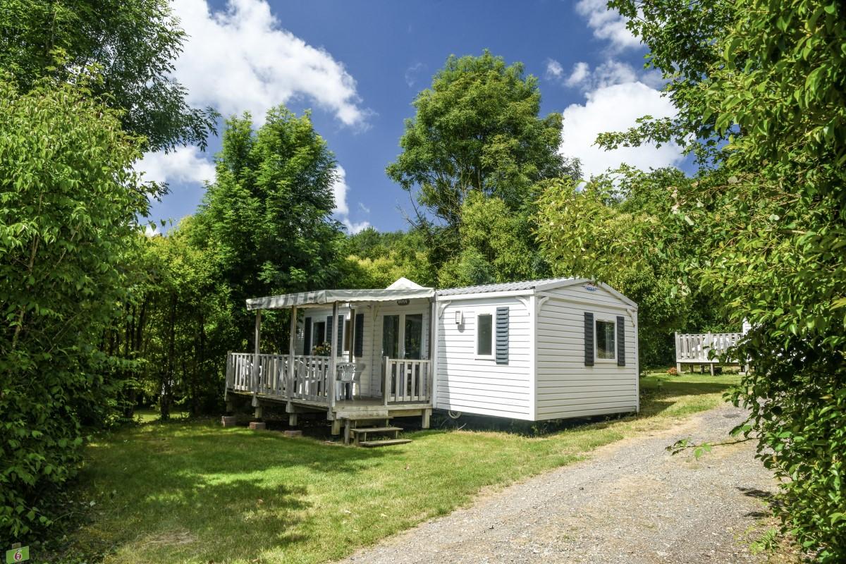 Mobil-Home camping Vendée