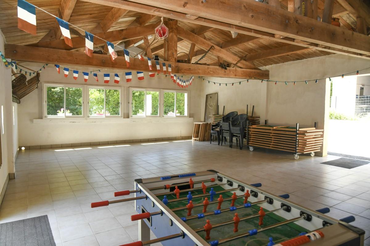 Salle à louer en Vendée