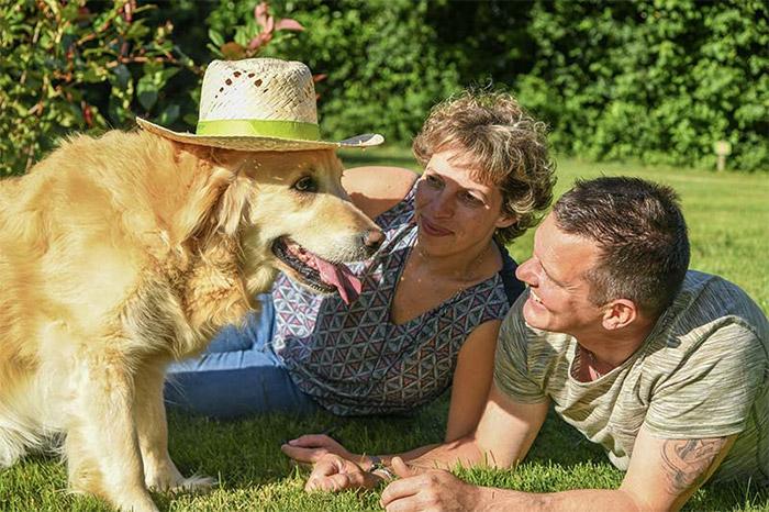 camping calme acceptant les chiens en Vendée