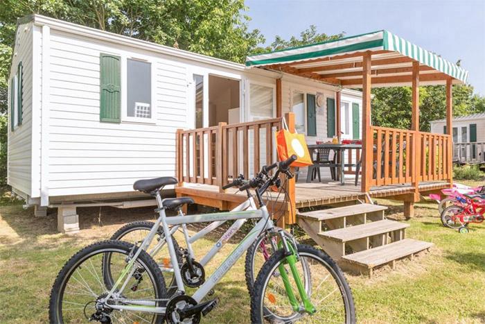 location camping ouvert à l'année Vendée