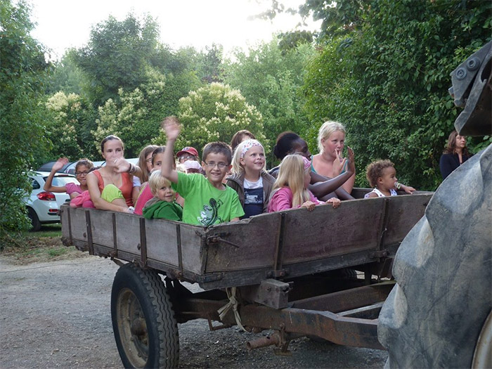 camping avec mini ferme en Vendée