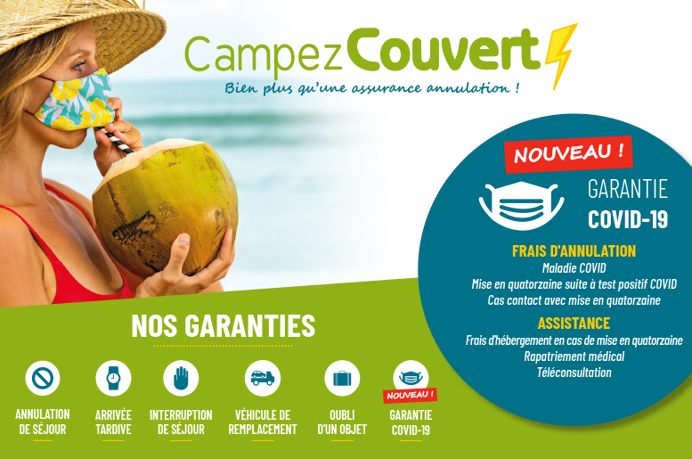 covid 19 infos camping