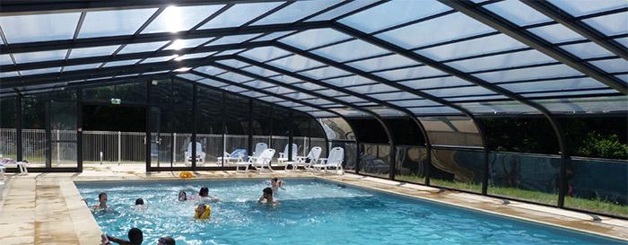 piscine du camping VACAF proche Saint Gilles Croix de Vie